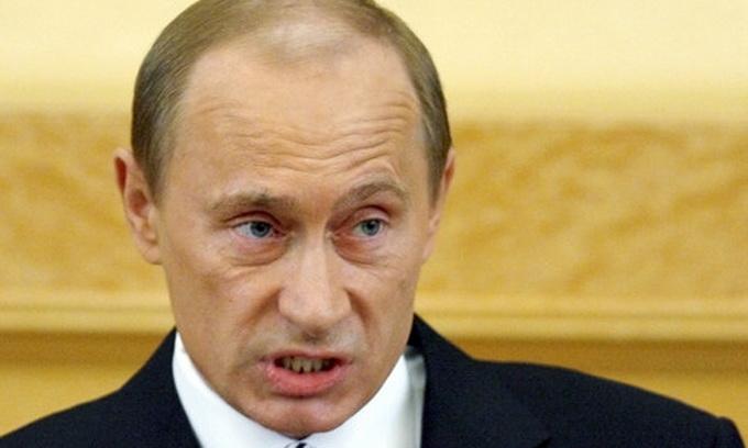 Путіна шокувало, що в поліції є ПІЗДЮН і ПІДР