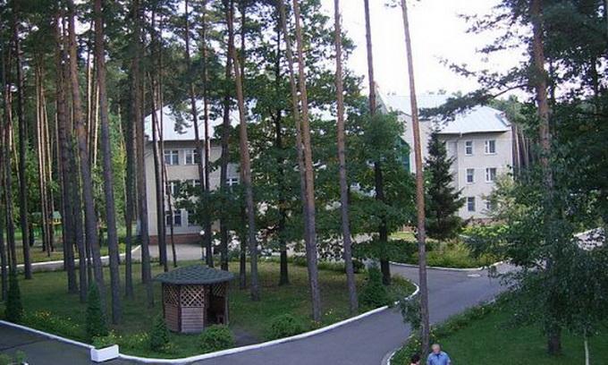 Профспілки віддадуть санаторій «Пролісок», натомість будуватимуть на Світязі волинський «Артек»
