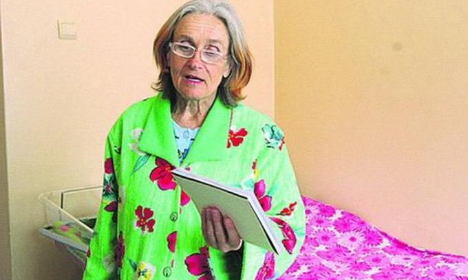 Найстарішу породіллю-українку кличе заміж 80-річний росіянин