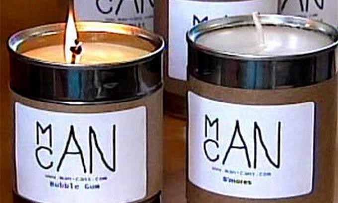 Американський підліток вигадав свічки з запахом бекону і скошеної трави