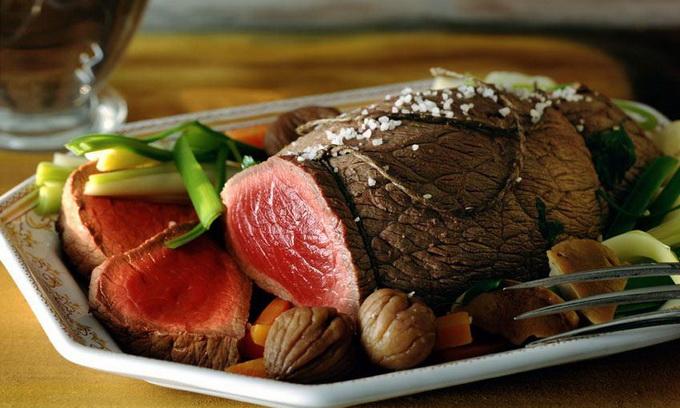 В Аргентині засмажили 13 тонн м'яса