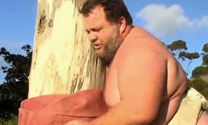 170-кілограмовий сумоїст хоче перепливти Ла-Манш