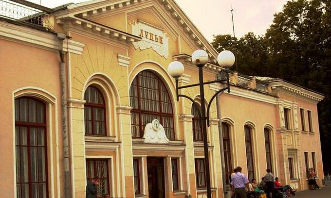 Залізничний вокзал Луцька перебудують до кінця року