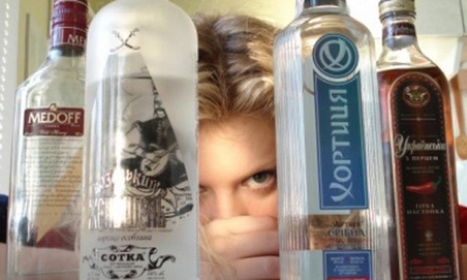 У Луцьку на обліку стоїть 2,5 тисячі алкоголіків