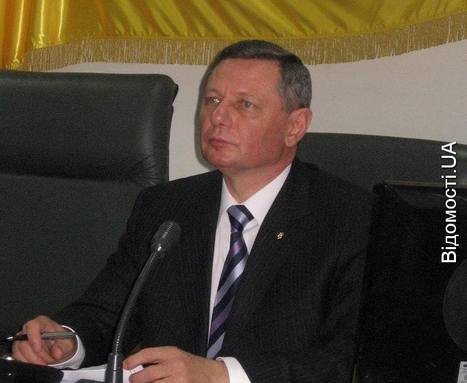 Микола Романюк взявся за голову… через світлофори