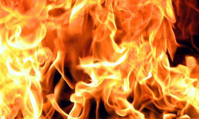 На Волині у вогні загинули двоє маленьких діток