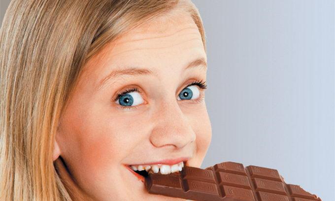 Найчастіше жінки мріють про шоколад, чоловіки — про секс
