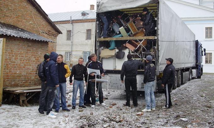 У Володимир-Волинську райлікарню надійшло сучасне обладнання з Франції