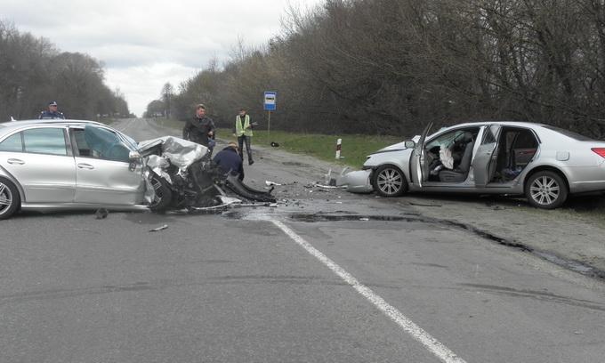 У ДТП під Ковелем загинув пасажир іномарки