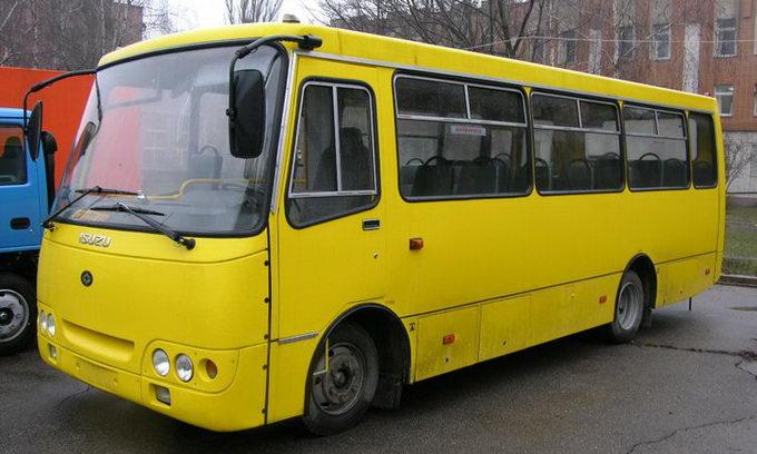 Луцькі автобуси поїдуть до Африки
