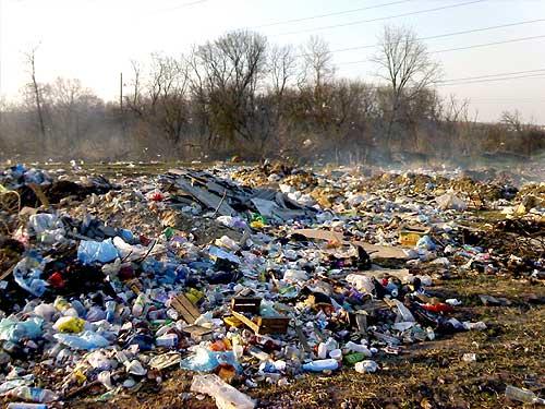 Брищенський полігон сміття переповниться за два роки