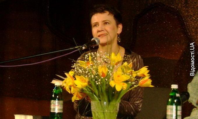 Оксана Забужко: Українська нація до статусу культурної ще не доросла