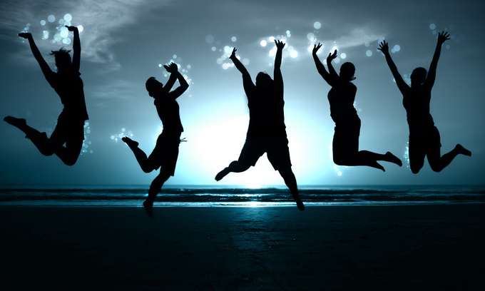 Британці склали 10 правил, які мають зробити людей щасливими