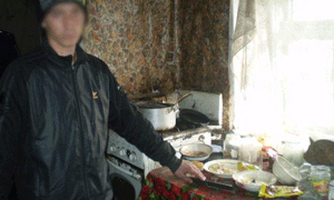 Син встромив кухонного ножа батькові в серце