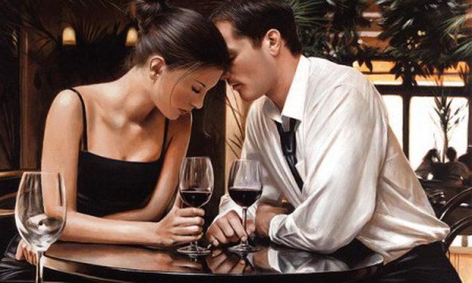 Скуштувавши смаженої курки, чоловіки задумуються про одруження