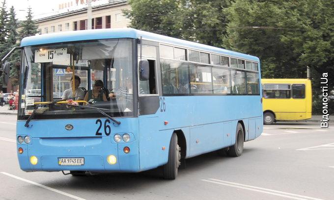 Перевізники хочуть, щоб лучани платили три гривні за проїзд у маршрутці
