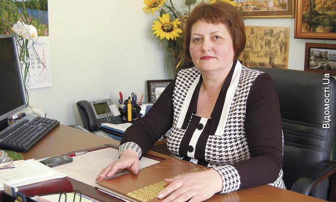 Директор обласного центру зайнятості Раїса КУЧМУК: Мені життя відвело роль примиренця