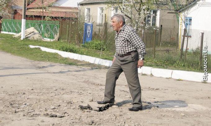 Мешканцям Вересневого доведеться прокладати водопровід і каналізацію самотужки
