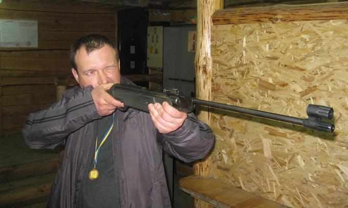 У стрілецькому клубі «Січ» можна виграти пневматичну гвинтівку