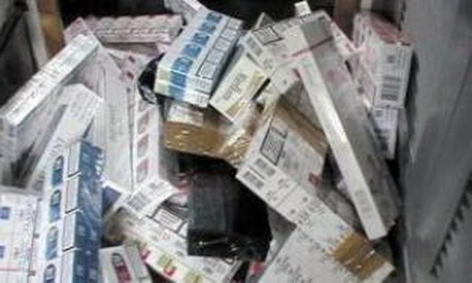 У Ковелі виявили 50 блоків цигарок з підробленими акцизами