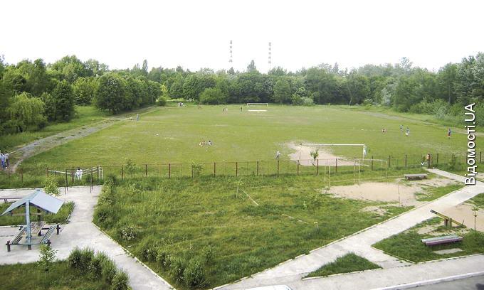 У Луцьку на місці стадіону хочуть звести висотки. Мешканці протестують