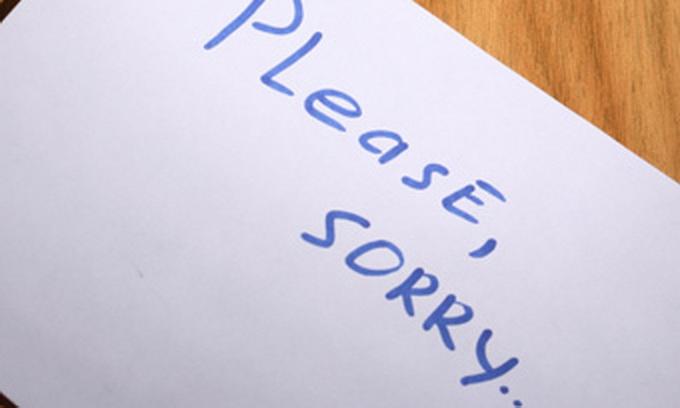 У Росії запрацювала служба вибачень