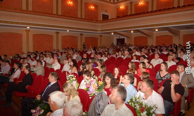 Волинських журналістів привітали з професійним святом