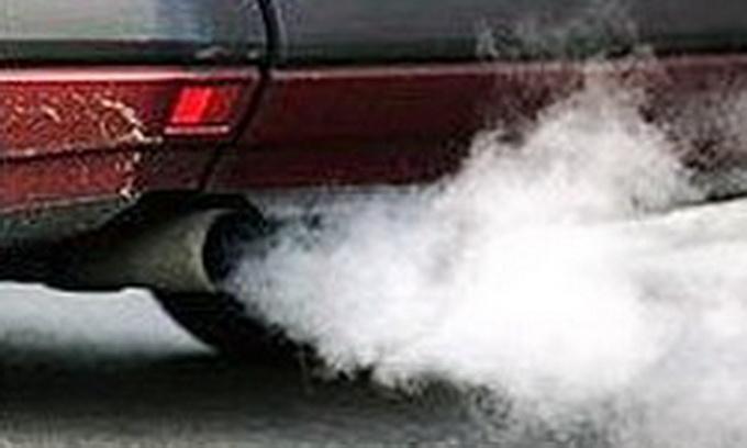 У Луцьку перевіряють машини та маршрутки на токсичність вихлопних газів