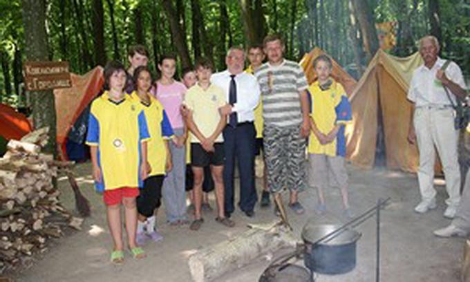 На Волинь повертаються традиції шкільного туризму
