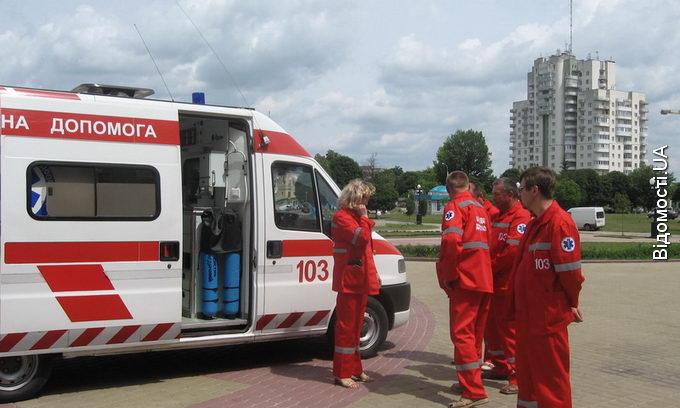Японія передала Луцькій станції швидкої допомоги обладнання на 71 тисячу доларів