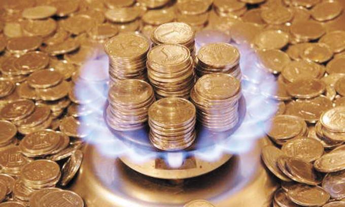 «Кіотські гроші» допоможуть скоротити споживання газу