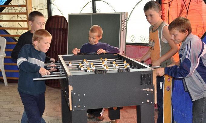 Хороший настрій та позитив отримали діти у християнському таборі «Віфанія»