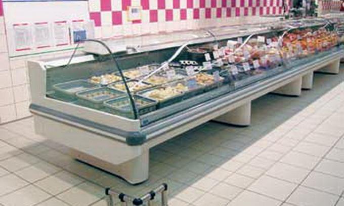 Луцька санстанція обмежила гастрономічні відділи супермаркетів