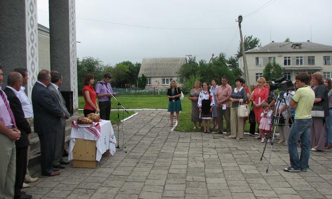 У Луцькому районі будинок культури перетворили на Центр громадської активності