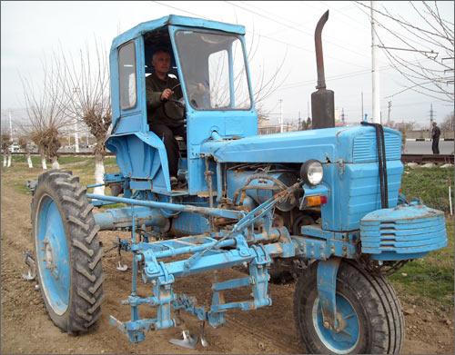 Колківське училище готує кращих трактористів на Волині