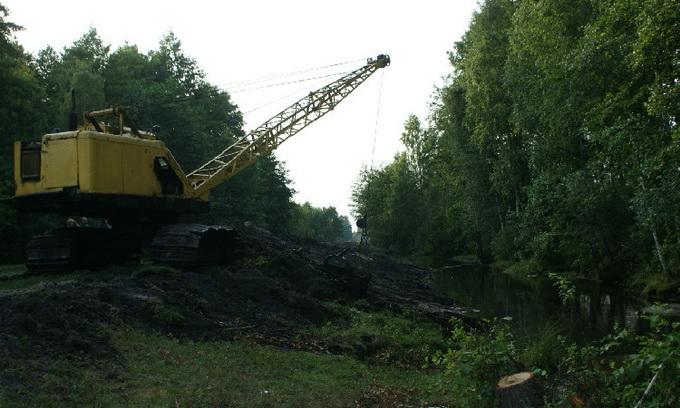 До 1 жовтня на Волині відновлять 90 км меліоративних каналів
