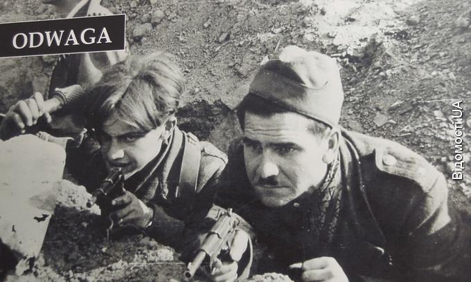 У Луцьку відкрилася фотовиставка про Варшавське повстання