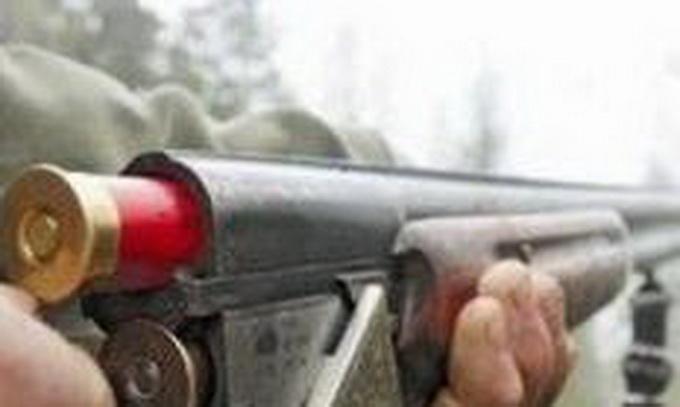 У Любешівському районі чоловік підстрелив свою дружину