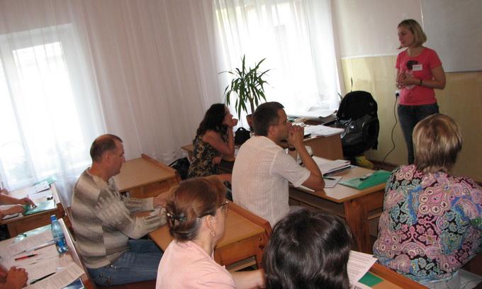 Районні громадські організації взяли курс на професійність