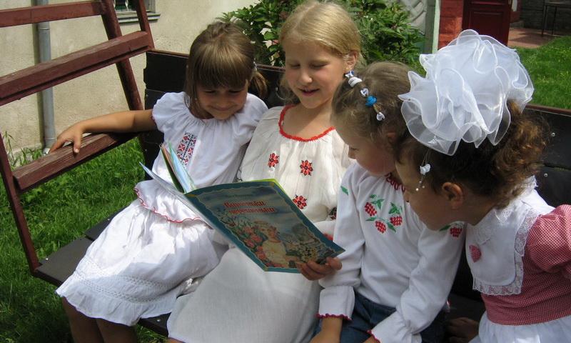 Рожищенська бібліотека для дітей відмітила 100-річчя «Лісової пісні» Лесі Українки