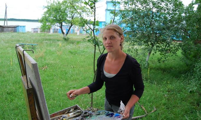 Художники з усієї України зібралися на пленер у Шацьку
