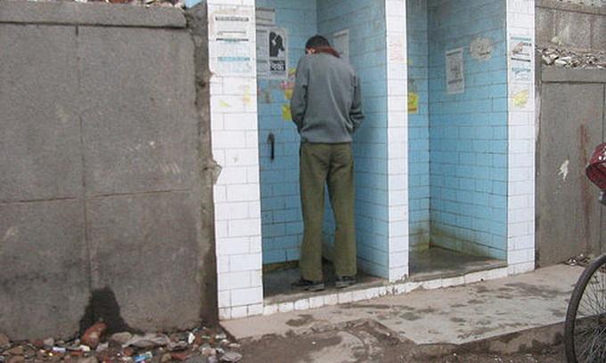 У Житомирі створили мапу туалетів