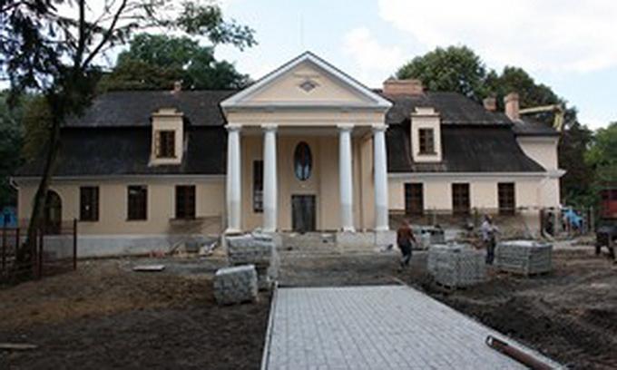 Музей-садибу В'ячеслава Липинського відкриють 22 серпня