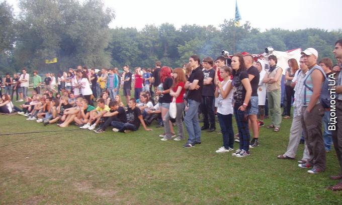 «Бандерштат-2011» приймав гостей з усіх регіонів України