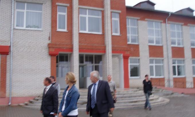У школі в Красноволі навчаються діти з п'яти сіл