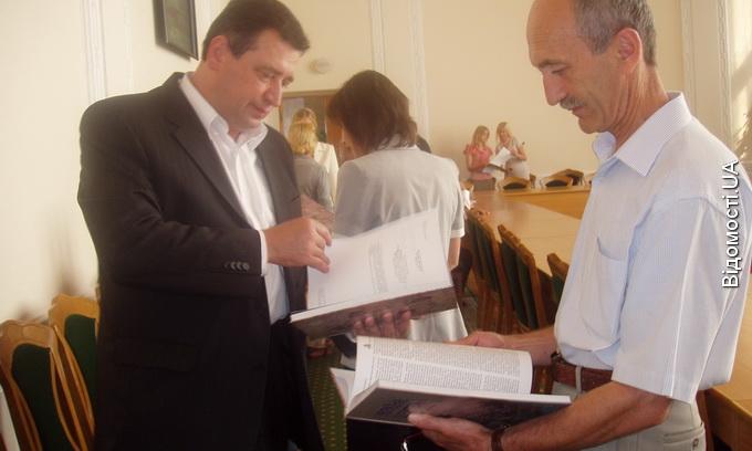 Україну і Литву об'єднали в книзі про спільну минувшину