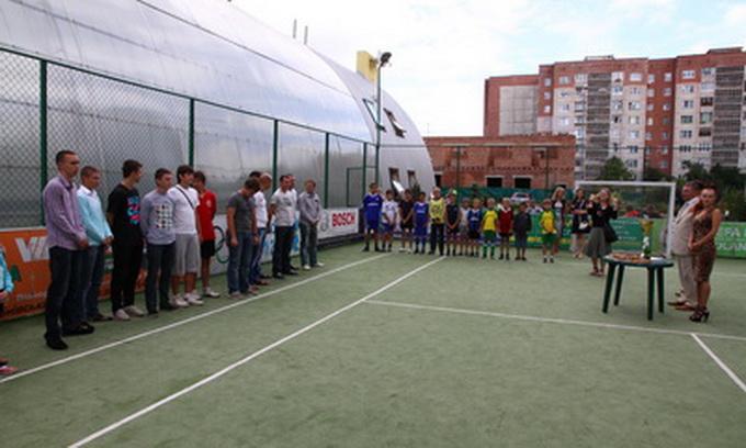 Команда «Олімпія» візьме участь у всеукраїнському турнірі з міні-футболу