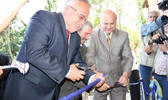 У Затурцях нарешті відкрили музей В'ячеслава Липинського
