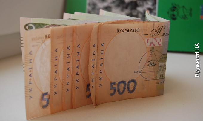 Середня зарплата на Волині – 1962 гривні