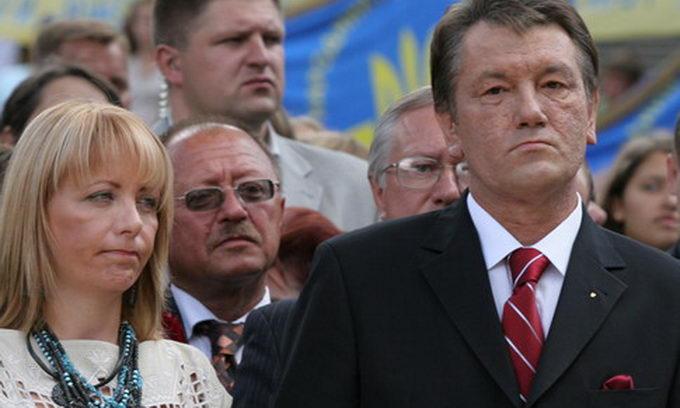 Ющенко конча заспа